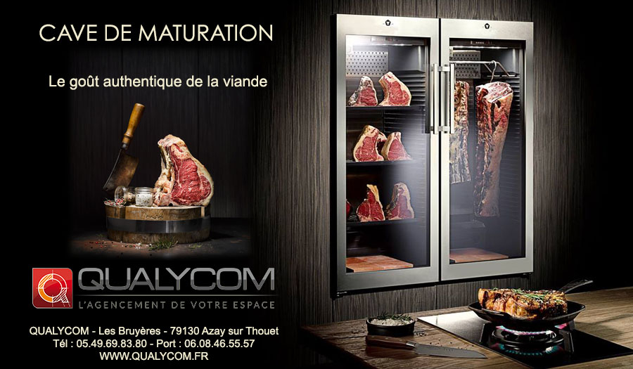 Cave de Maturation QUALYCOM